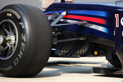 Red Bull Racing car detail