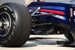 Red Bull Racing car detail