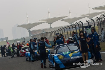 GTE class on the grid