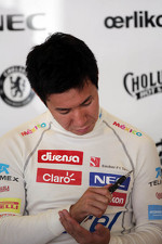 Kamui Kobayashi, Sauber
