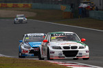 Stefano D'aste, BMW 320 TC, Wiechers-Sport and James Nash, Ford Focus S2000 TC, Team Aon