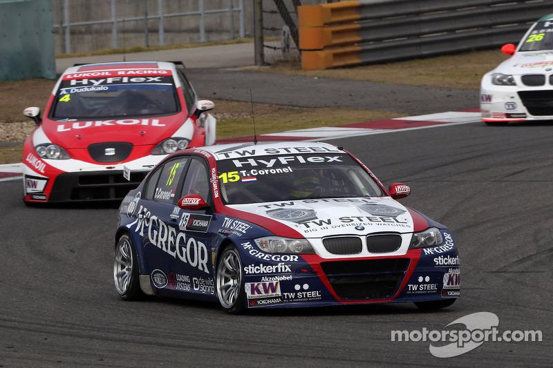 Tom Coronel, SEAT Leon WTCC, Lukoil Racing Team