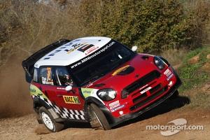 Prodrive MINI WRC TEAM