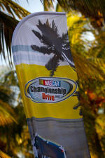 NASCAR Championship Drive banner