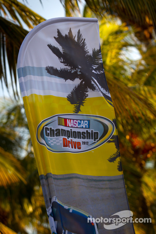NASCAR Championship Drive banner
