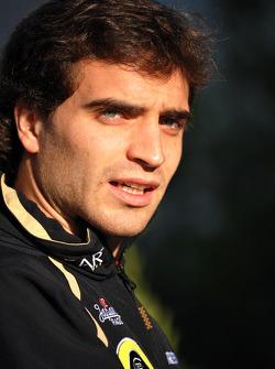 Jérôme d'Ambrosio, Lotus F1 Third driver