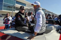 Kimi Raikkonen, Lotus F1, Michael Schumacher, Mercedes AMG F1