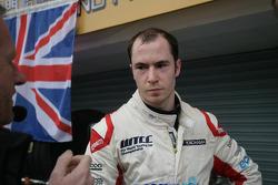 Alex MacDowall, Chevrolet Cruze