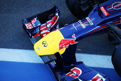Red Bull Racing RB8 nosecone