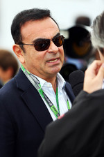 Carlos Ghosn, CEO Renault-Nissan