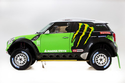 The X-Raid MINI Countryman