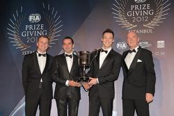FIA World Endurance Championship - Andre Lotterer - Benoit Treluyer - Marcel Fassler - audi