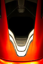 McLaren P1 bodywork detail