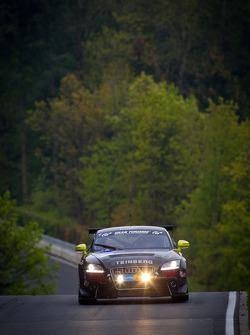 #137 Scuderia Colonia e.V. im ADAC Audi TT S: Matthias Wasel, Thomas Wasel, Mike Jäger, Marcus Löhnert