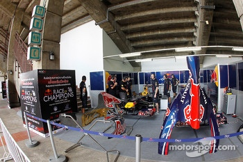 Red Bull Racing team ara