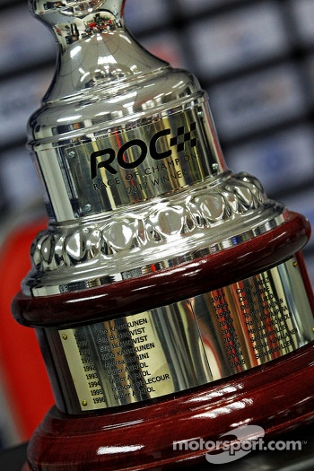 The ROC trophy