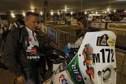 #172 KTM: Luca Viglio