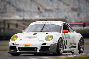 #72 Park Place Motorsports Porsche GT3: Chuck Cole, Grant Phipps, Mike Vess, Alex Whitman