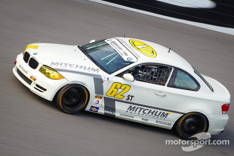 #62 Mitchum Motorsports BMW 128i: Christophe Contre, Adam Isman, Zach Lutz