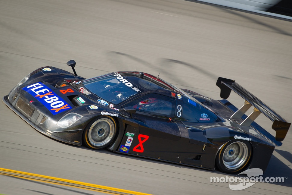 #8 Starworks Motorsport Ford Riley: Alex Tagliani, Jan Charouz, Brendon Hartley, Scott Mayer, Ivan Bellarossa, Gaetano Ardagna