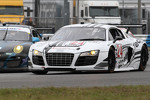 #24 Audi Sport Alex Job Racing WeatherTech Audi R8 Grand-Am: Filipe Albuquerque, Oliver Jarvis, Edoardo Mortara, Dion von Moltke