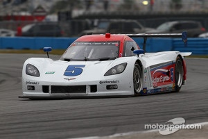 #5 Action Express Racing Chevrolet Corvette DP: Christian Fittipaldi and Brian Frisselle