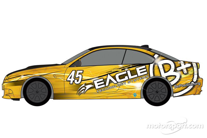 New paint-scheme for the B+ FOUNDATION Team