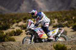 #7 KTM: Francisco Lopez