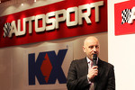 Gerard Quinn, Ford Head of Motorsport on the Autosport Stage