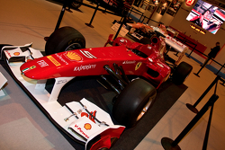 Ferrari 2012 F1 car Display