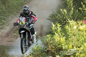 #5 Husqvarna: Joan Barreda