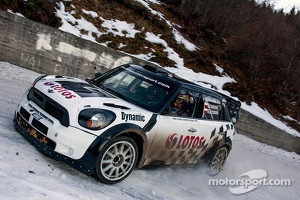 Michal Kosciuszko and Maciek Szczepaniak, Mini John Cooper Works WRC