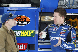Ricky Stenhouse Jr. and Carl Edwards, Roush Fenway Racing Ford