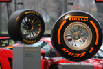 New Pirelli tires