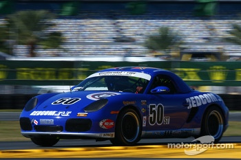 #50 Berg Racing Porsche Boxter: David Quinlan, John Weisberg