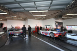 #5 Action Express Racing Garage
