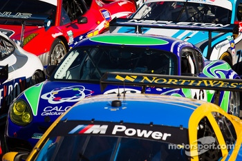 #16 Napleton Racing Porsche Cayman