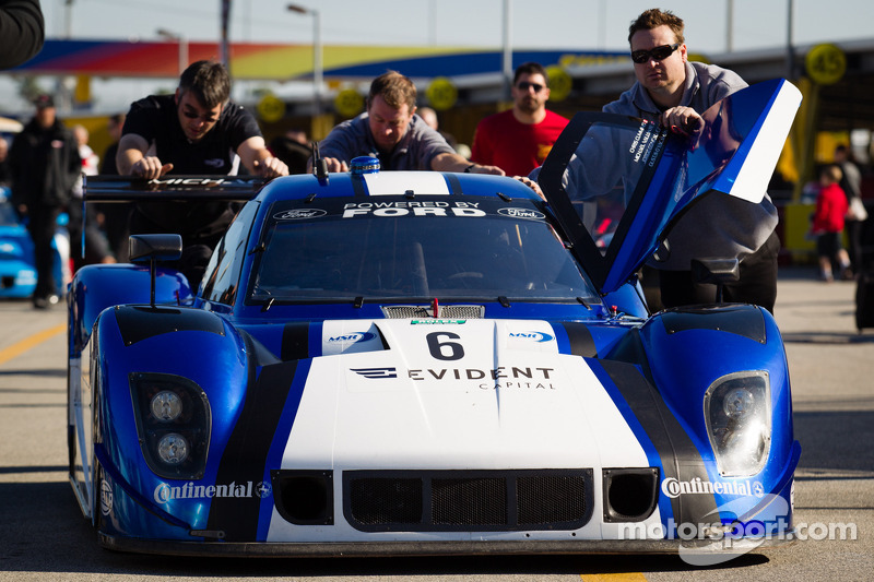 #6 Michael Shank Racing Ford Riley
