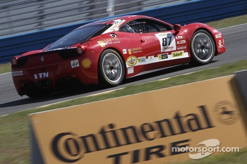 #87 Ferrari of San Diego Ferrari 458: Rich Baek 