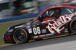 #08 Rebel Rock Racing Porsche Carrera: Jim Jonsin, D.J. Randall
