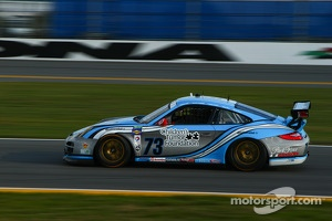 #73 Park Place Motorsports Porsche GT3: Daniel Graeff, Jason Hart, Patrick Lindsey, Patrick Long, Spencer Pumpelly
