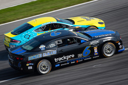#6 Mitchum Motorsports Camaro GS.R: Lawrence Davey, Mike Skeen, #140 Automatic Racing Aston Martin Vantage: Tim Fox, Kris Wilson