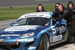 #6 Mitchum Motorsports Camaro GS.R: Lawrence Davey, Mike Skeen
