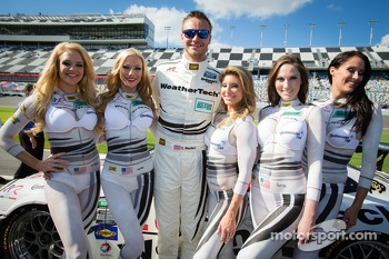 Cooper MacNeil and The charming WeatherTech girls