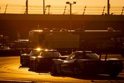 #9 Action Express Racing Corvette DP: Joao Barbosa, Mike Rockenfeller, Burt Frisselle, Christian Fittipaldi