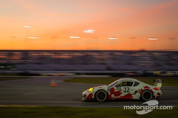 #22 Bullet Racing Porsche Cayman: James Clay, Darryl O'Young, Daniel Rogers, Seth Thomas, Karl Thomson