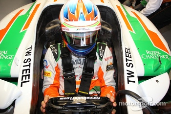 Paul di Resta, Sahara Force India F1 Team drives the VJM06