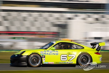 #67 TRG Porsche GT3 Cup: Emmanuel Collard, Nic Jonsson, Tracy Krohn, Romain Dumas