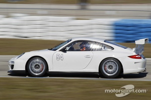 CORE autosport tests their Porsche GT3 Cup