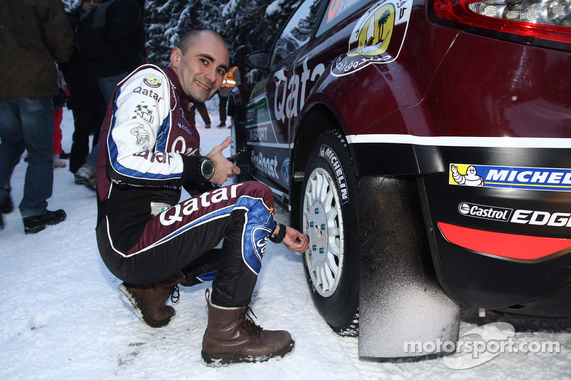 Giovanni Bernacchini, M-Sport Ford World Rally Team